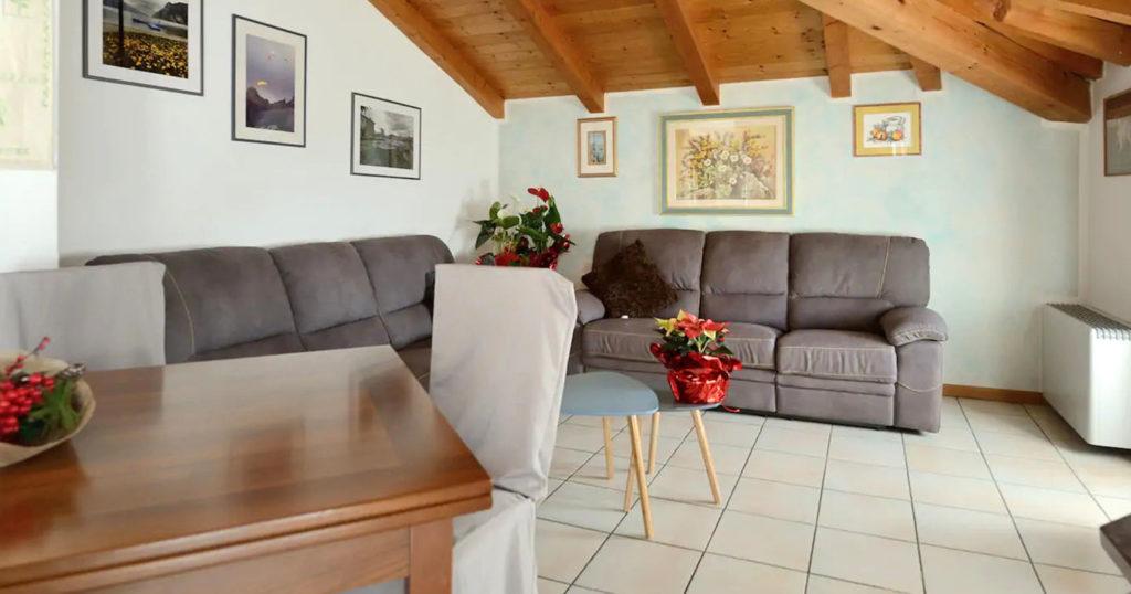 Residenza Mariella | Ampio Soggiorno